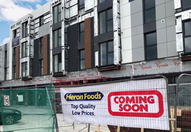 Heron Foods will open on Cardiff Road in Maesglas