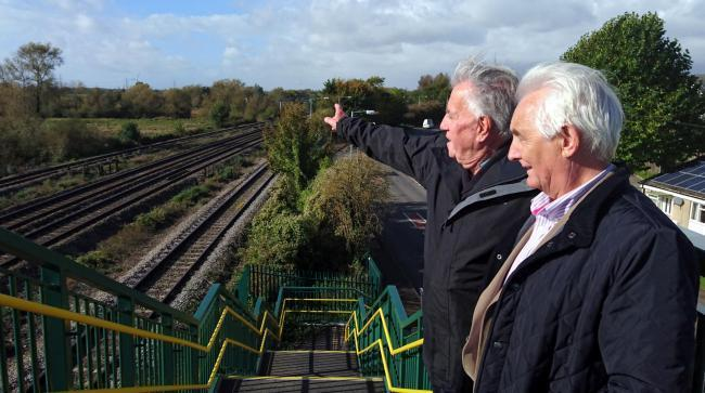Calls are being renwewed to build Magor station