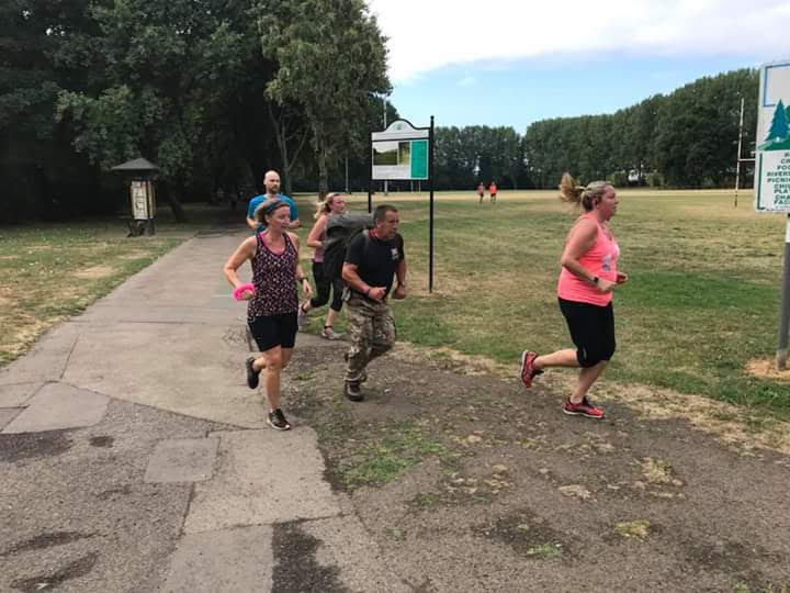 Scout leader to run Mic Morris 10K carrying 35lb rucksack to keep group going