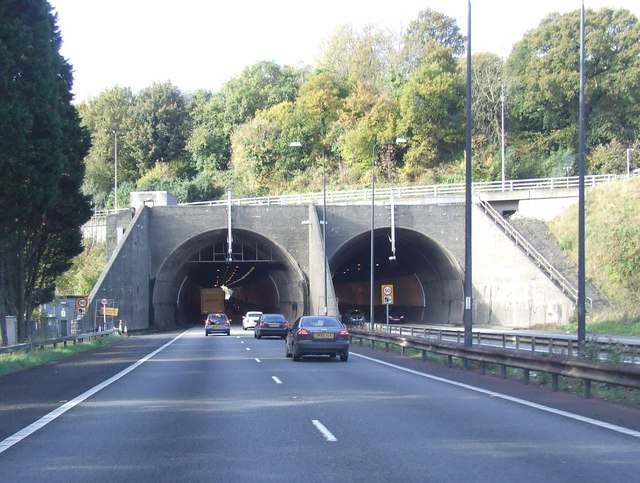 The M4 at Brynglas Tunnels will close on Wednesday for maintenance works and an emergency service exercise