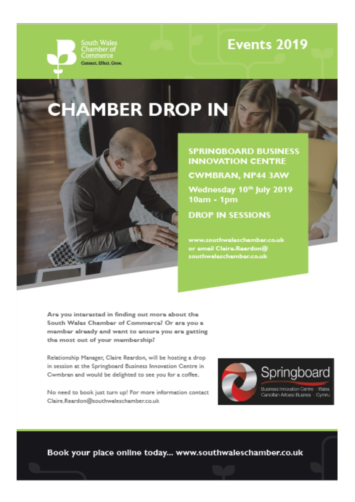 Chamber Drop In