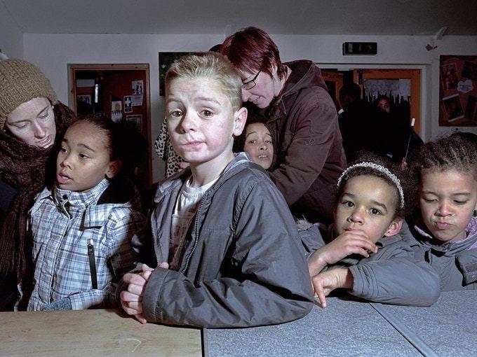 Idris Davis Primary School pupils from the Upper Rhymney Valley create short film about King Arthur