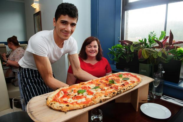 Top Five Pizza Places In Newport As Chosen By The Public