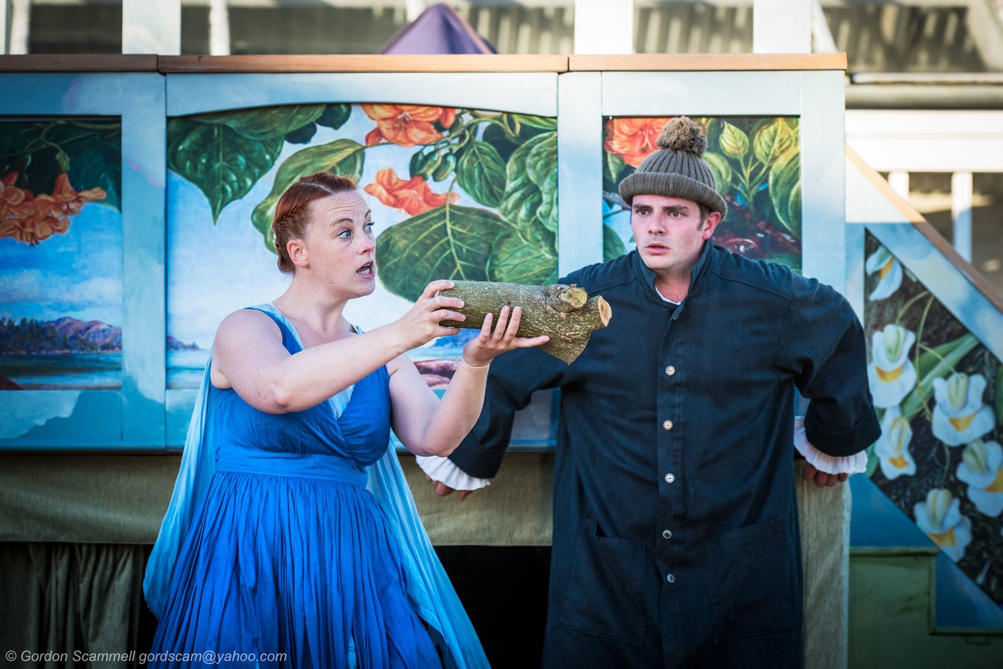 Chepstow Castle will have Illyria perform Shakespeare's The Tempest