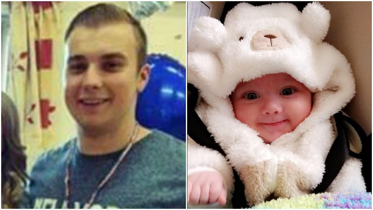 Ebbw Vale dad found guilty of manslaughter after death of baby son