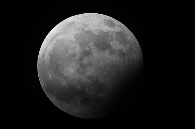 Partial lunar eclipse to be visible - weather permitting - from Gwent tonight
