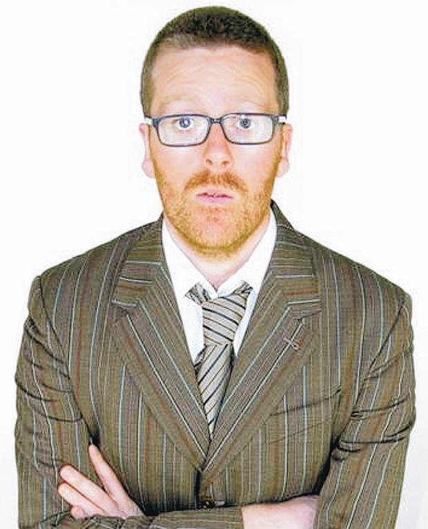 Frankie Boyle: Cheap and lazy comedy