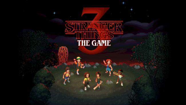 REVIEW: Stranger Things 3: The Game