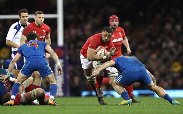 Moriarty to 'take hold' of 8 shirt after Wales' Faletau blow