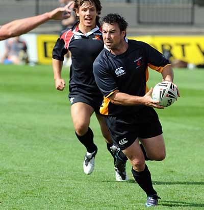 injured: Former All Black scrum half Danny Lee will miss the Dragons' Magners League opener against Ulster a week Sunday