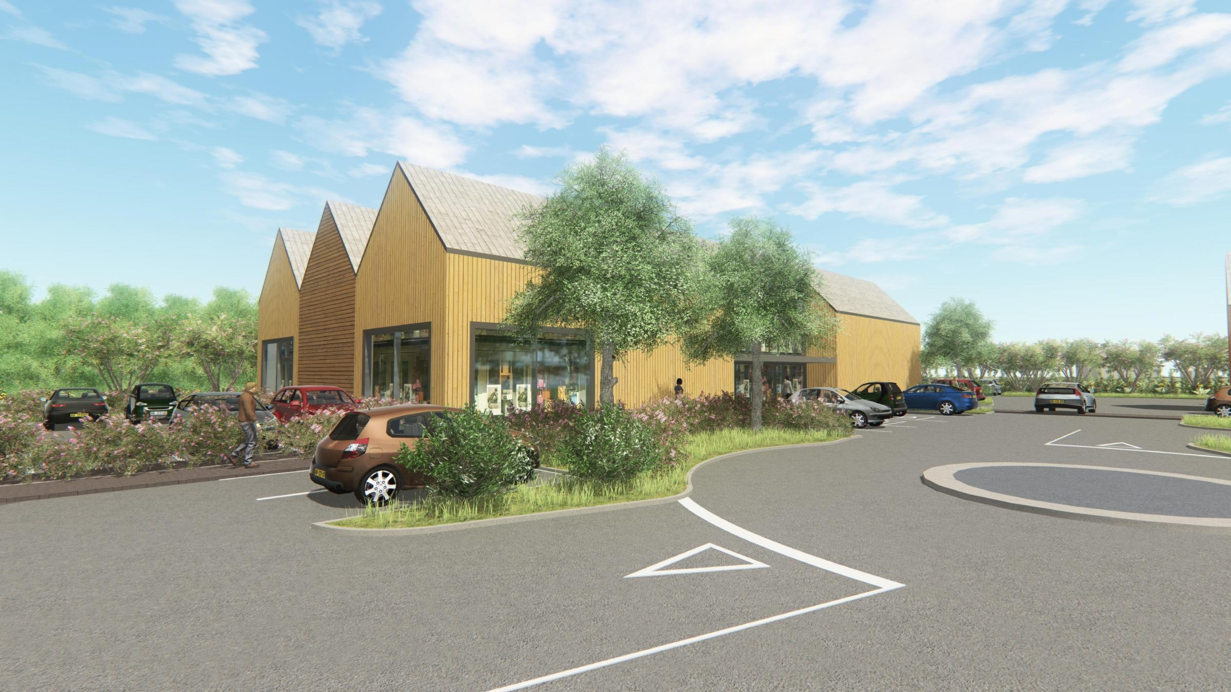 Monmouth plans for retail park and pub rejected unanimously