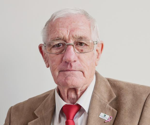 South Wales Argus: Cllr Tony Easson