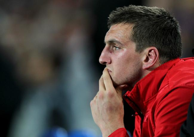 PUNISHED: Sam Warburton was correctly sent off for a high tackle in Wales' World Cup semi-final against France in 2011