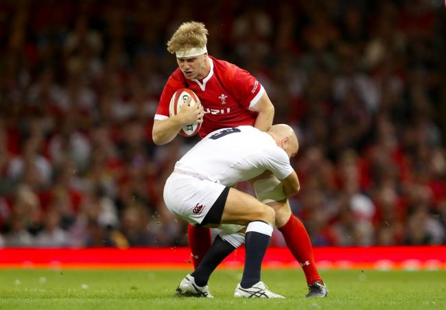 RAPID RISE: Dragons and Wales flanker Aaron Wainwright