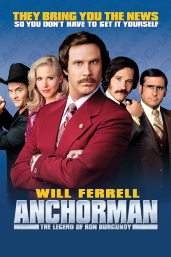 Open Air Rooftop Cinema - Anchorman: The Legend of Ron Burgundy