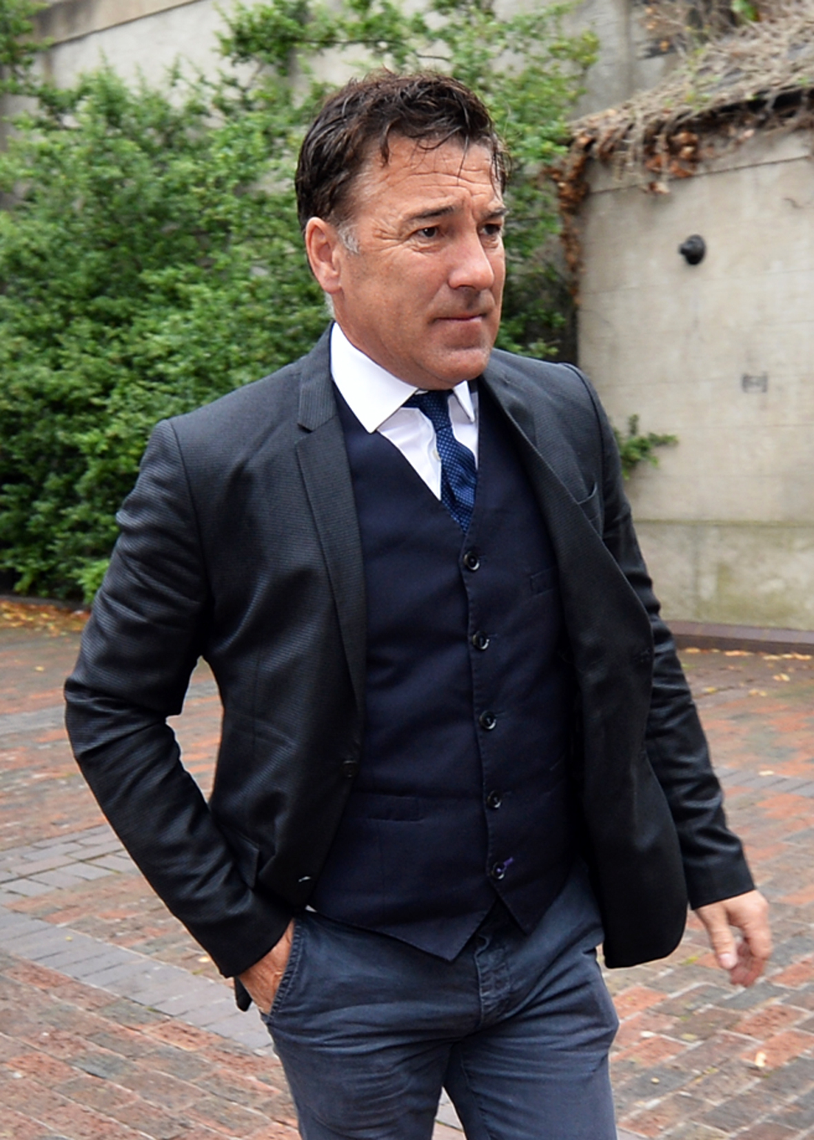 Ex-Wales international Dean Saunders jailed for failing to provide breath sample