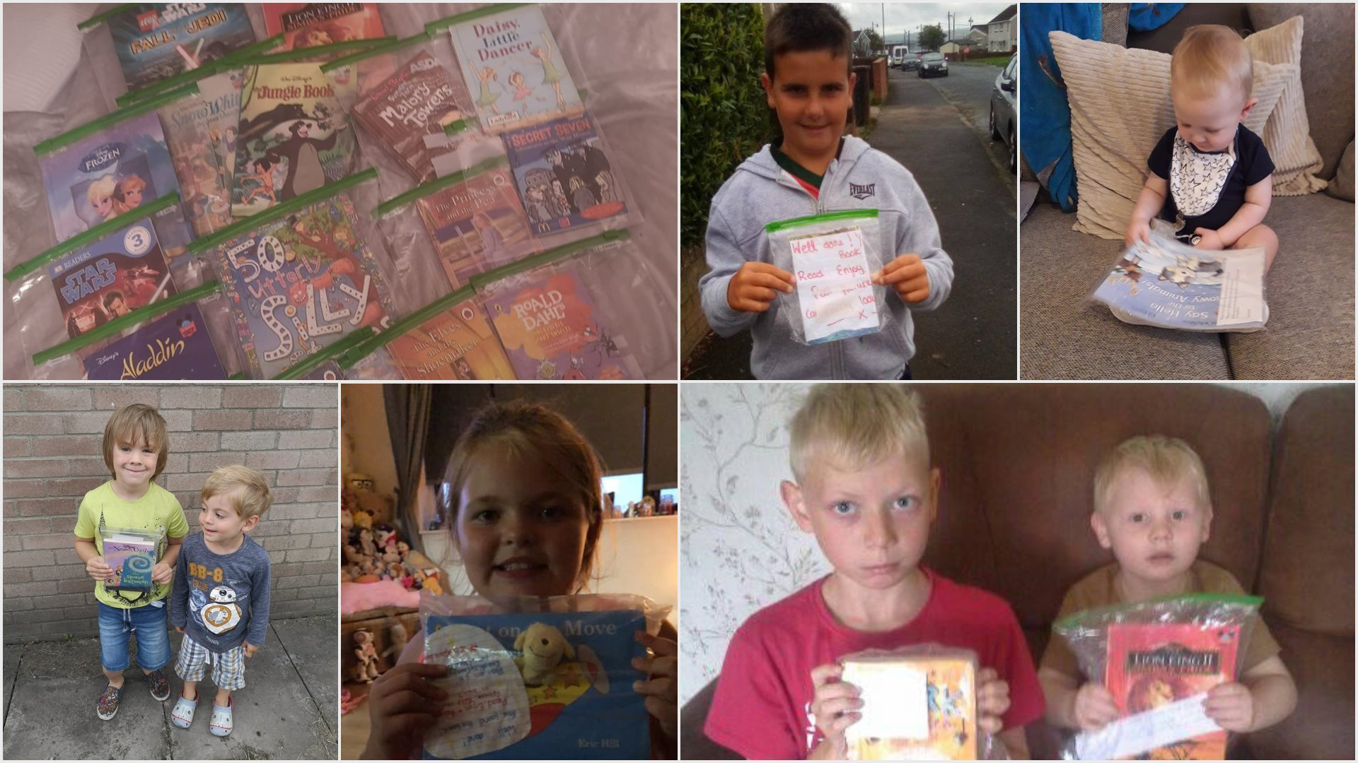 Look for a Book hunts sweeping across Caerphilly County Borough