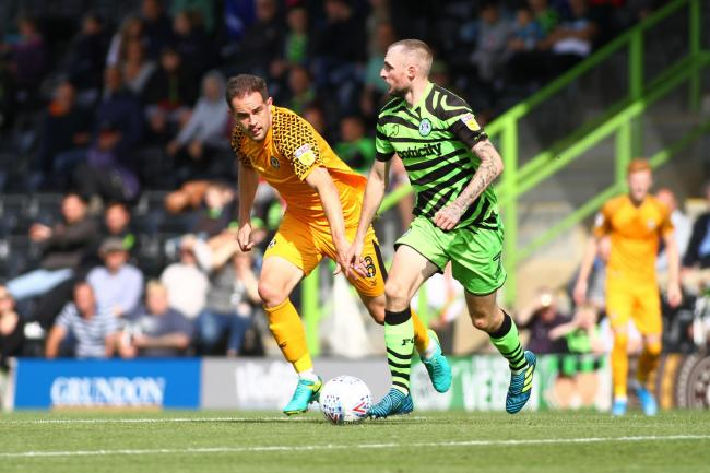 LIMIT: Dale Vince believes League Two clubs, including his Forest Green Rovers and Newport County, should have a salary cap