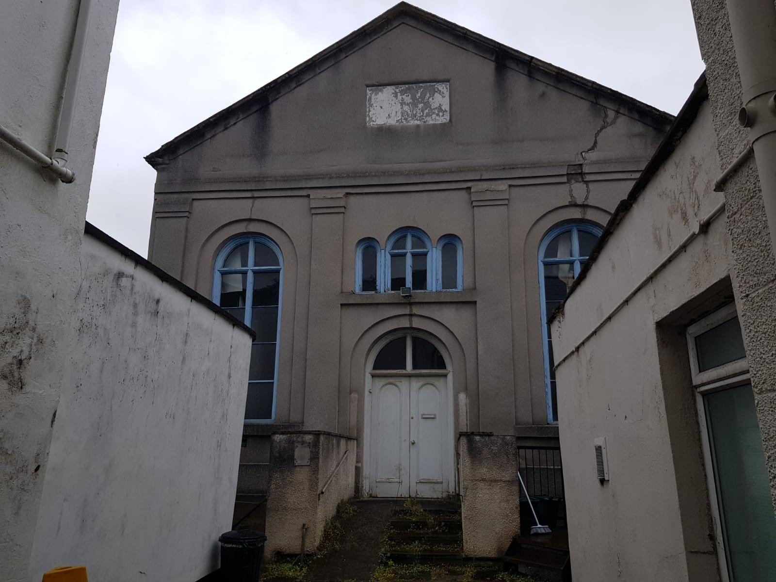 Former Monmouth chapel could become flats or shops after auction sale
