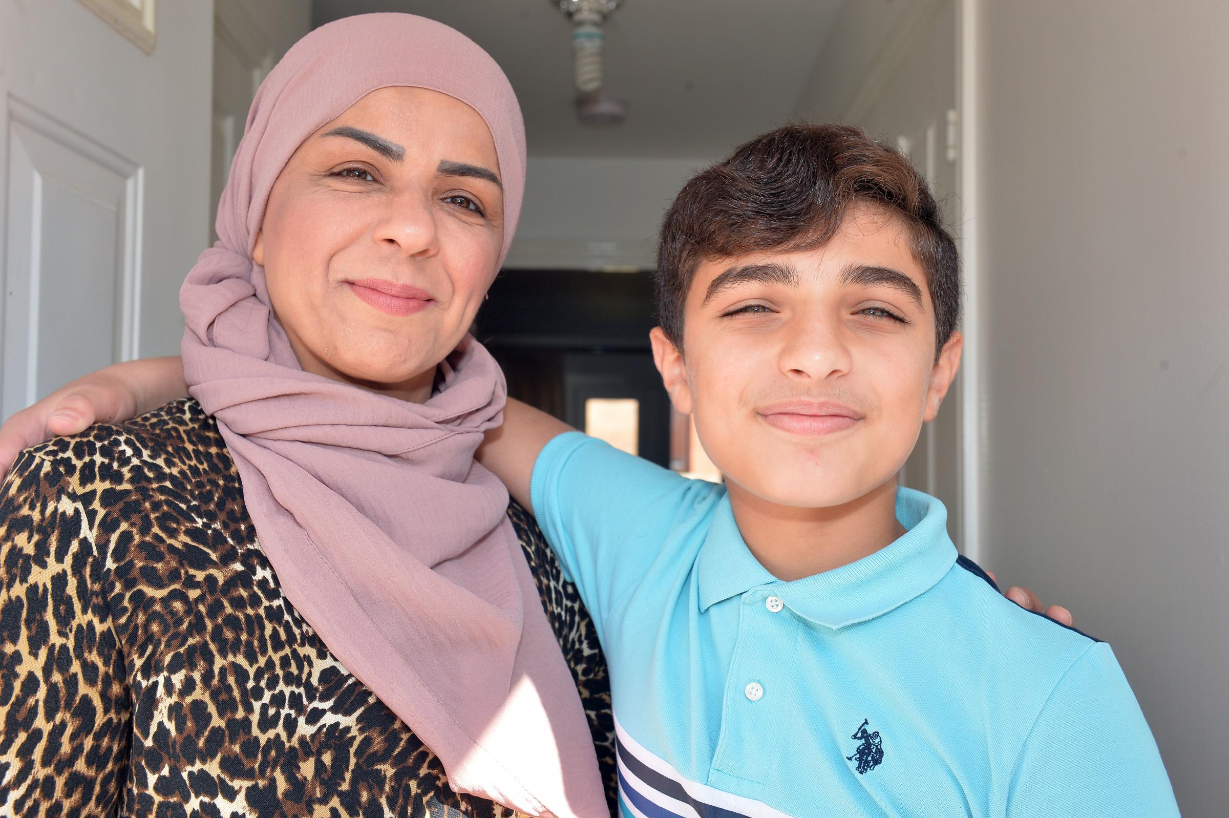 Single mother pleads for sons to be able to both study at St Joseph's RC School