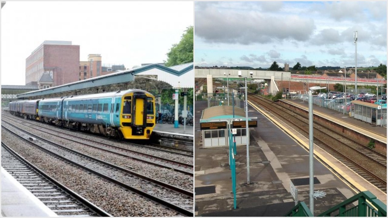 Railways station to be improved in plans worth nearly £200m / mjones
