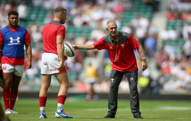 Wales coach Rob Howley sent home from World Cup