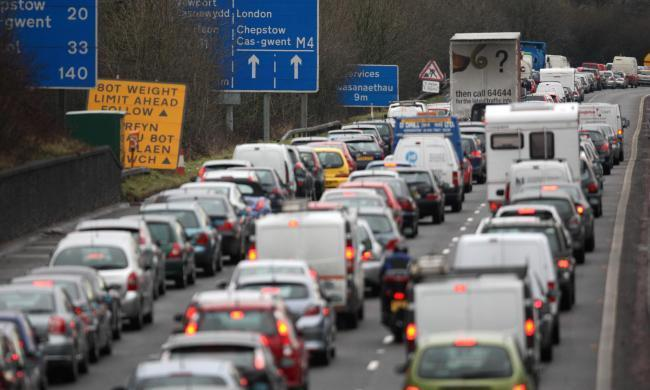 Public engagement on what to do about congestion on the M4 around Newport will begin next month, says First Minister Mark Drakeford