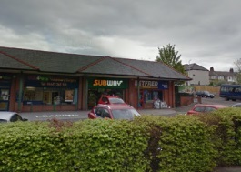 Member of staff threatened during attempted robbery at a Subway shop in Newport