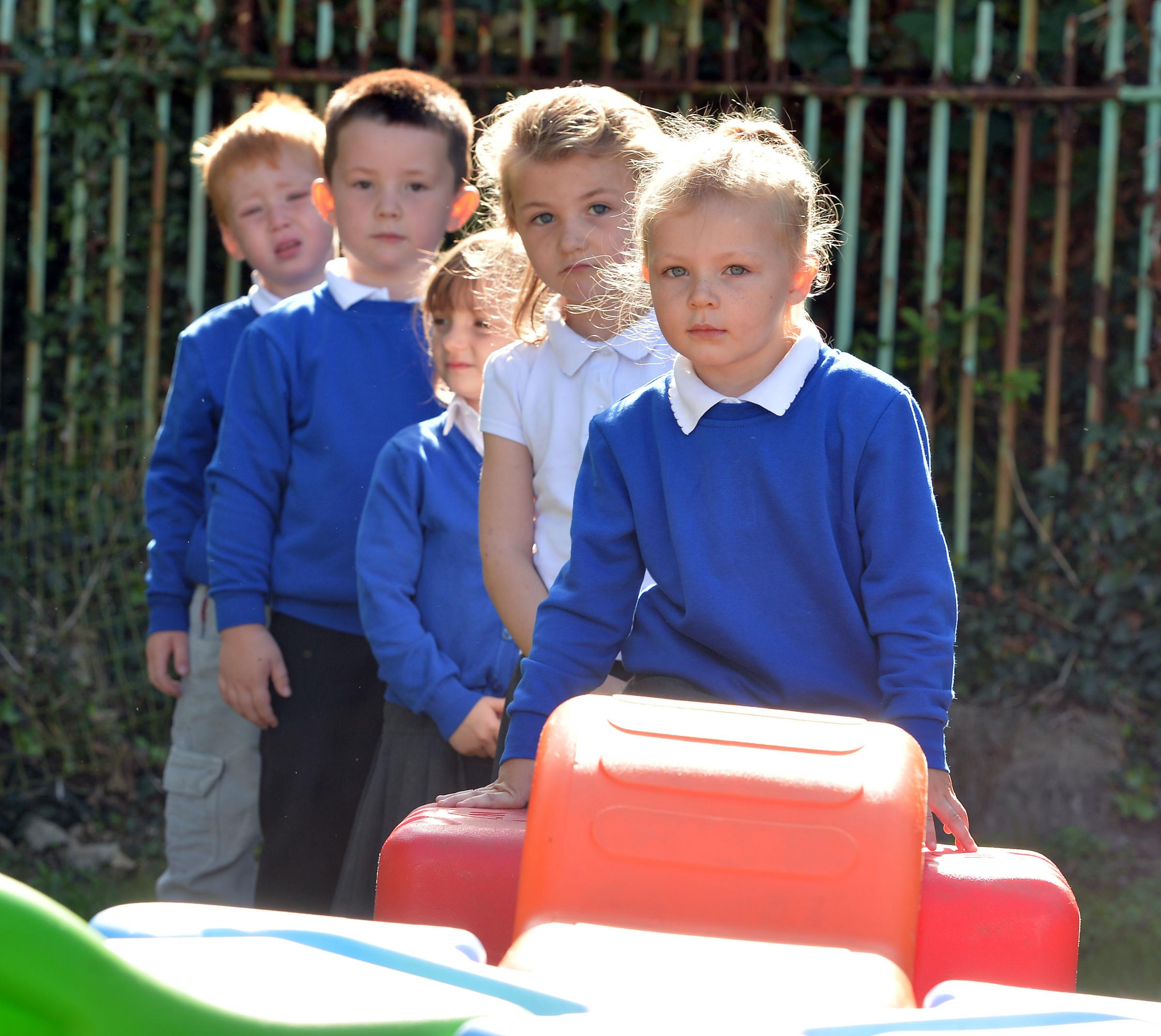 SCHOOL OF THE WEEK: Taking learning outside the classroom at Somerton Primary