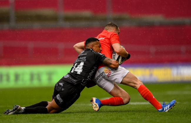 Munster 39 Dragons 9: Heavy defeat in Ryan's first game