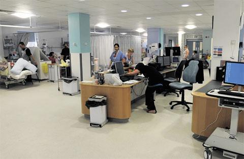£1.6m boost for critical care services in Gwent hospitals