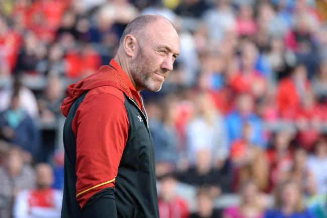 FOCUSED: Robin McBryde