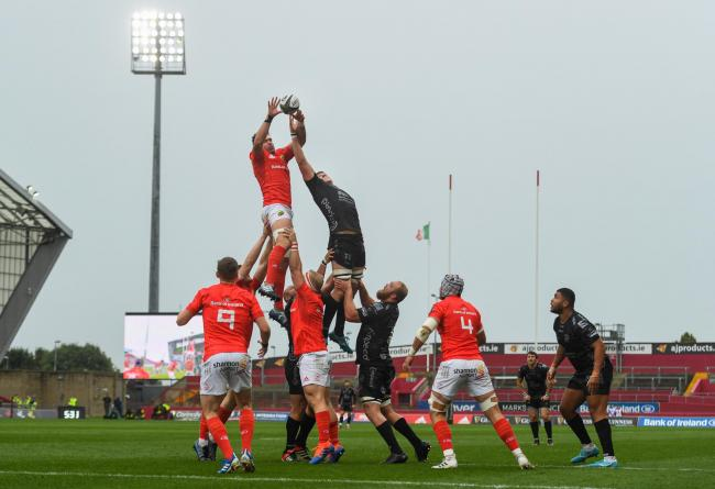 TOUGH OPENER: We lost at Munster but there were some promising signs