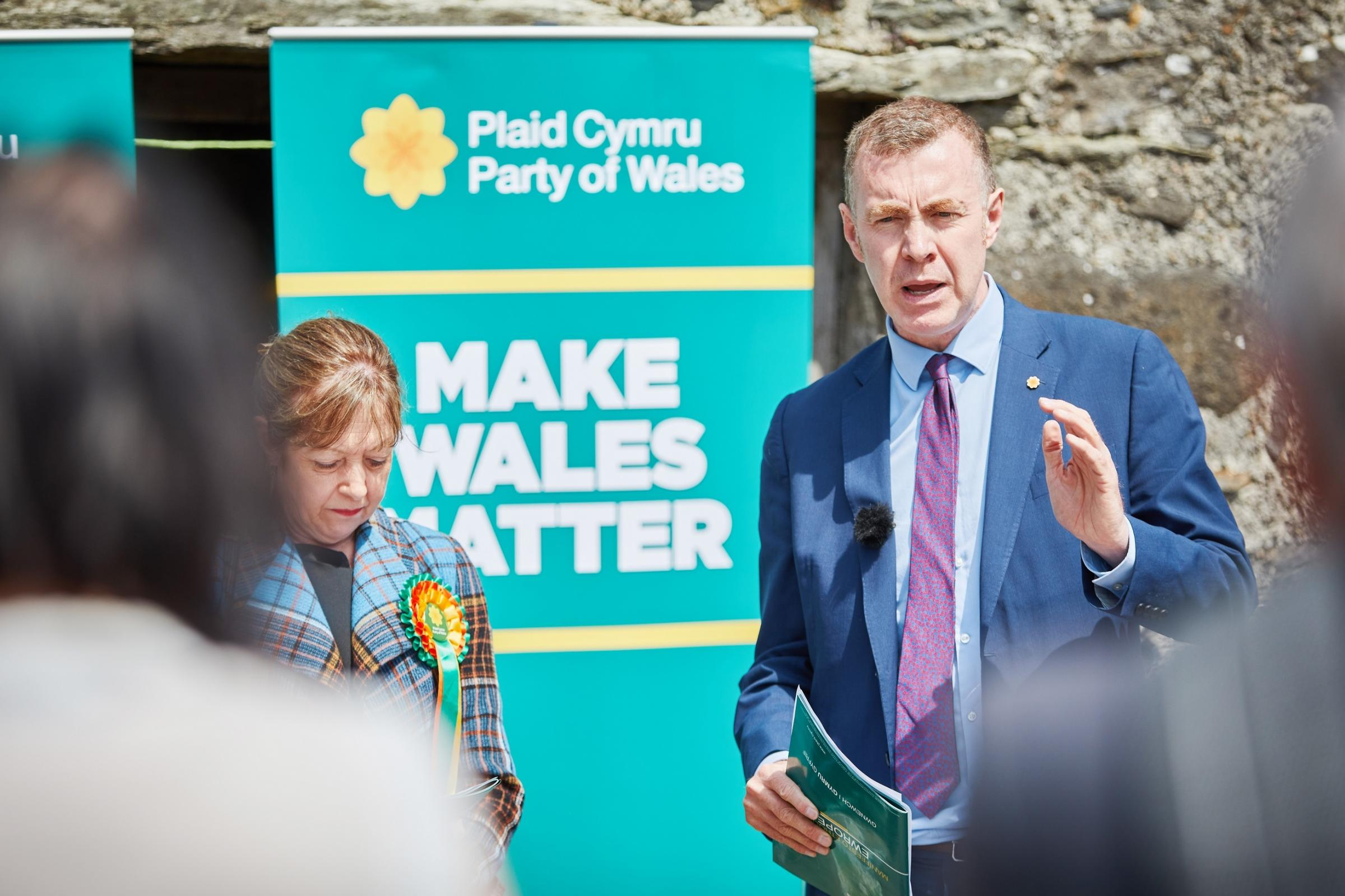 Plaid Cymru leader suggests election pact with pro-Remain parties on the cards
