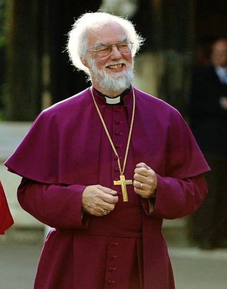 Rowan Williams, former archbishop of Canterbury, to preach in Abergavenny