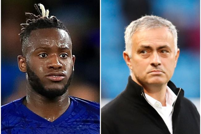 Michy Batshuayi and Jose Mourinho feature in Wednesday's rumours