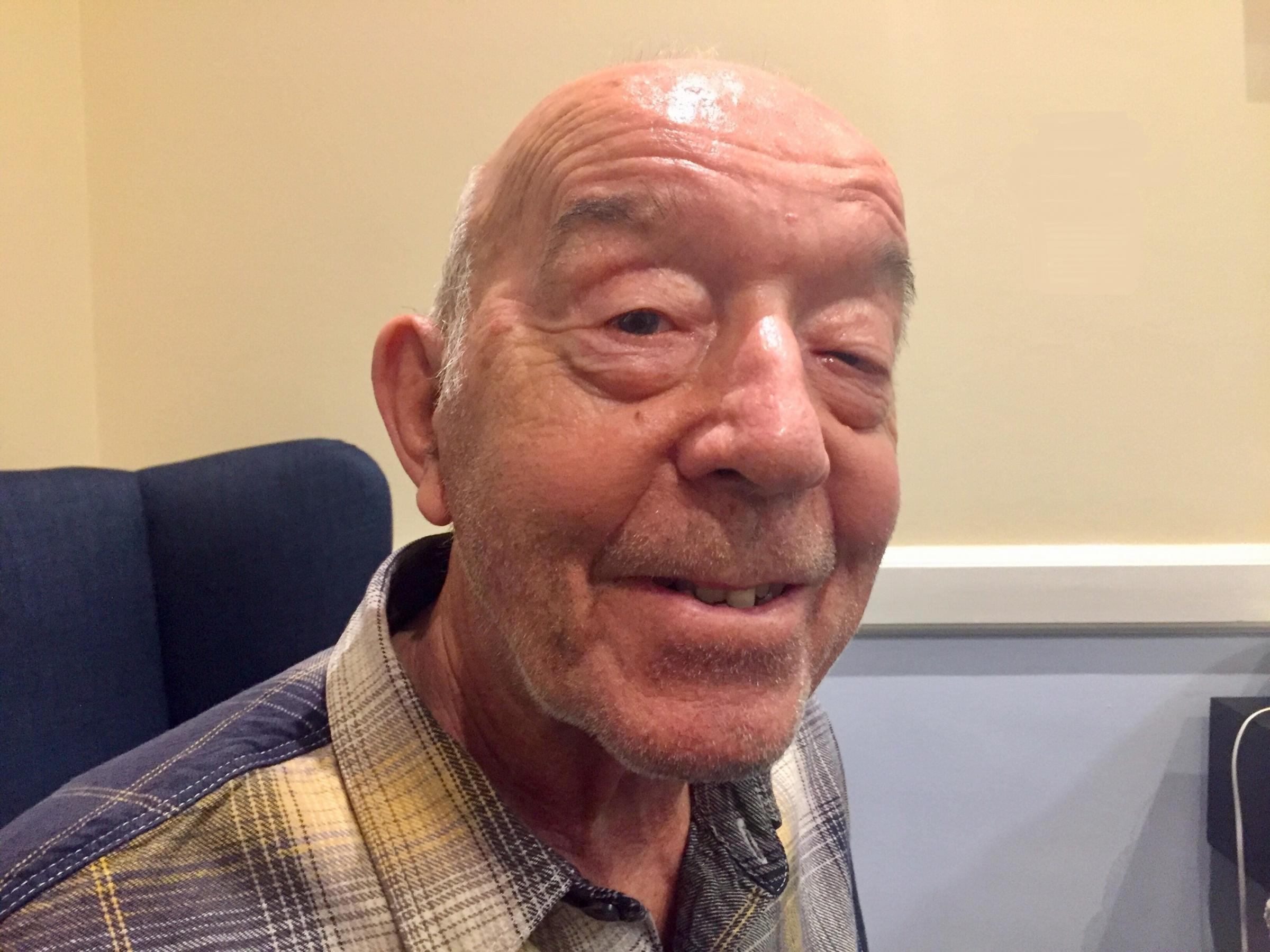 Ex-rugby player will be cheering on Wales from his care home
