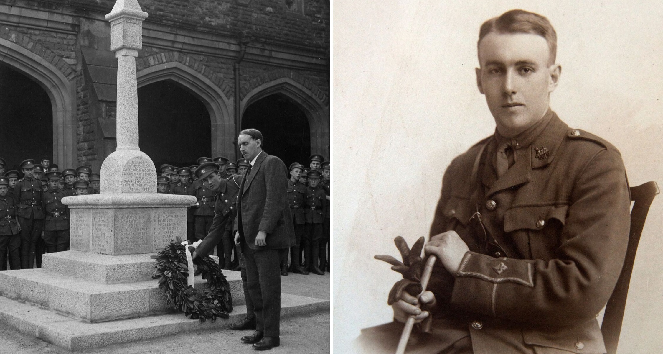 School searches for relatives of First World War soldiers