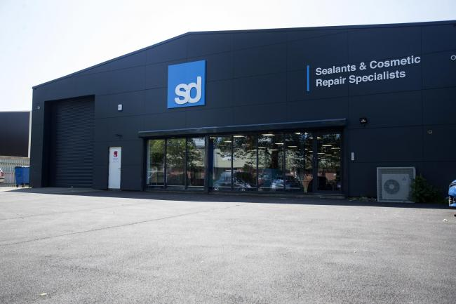 SD Sealants' offices