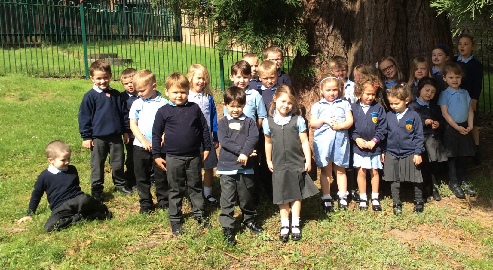 First Day at School: All the pictures from Torfaen