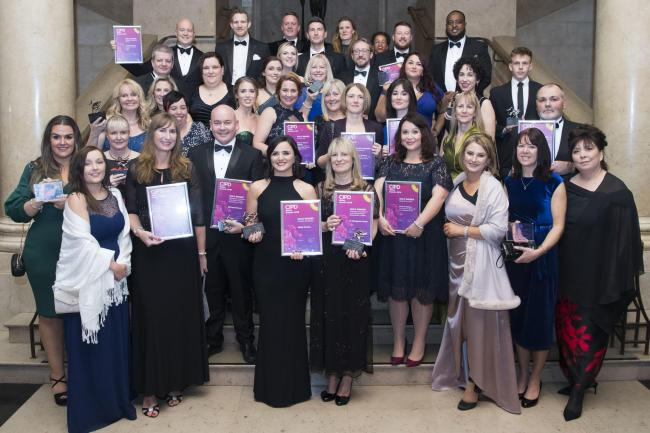 CIPD Wales Awards 2018 winners