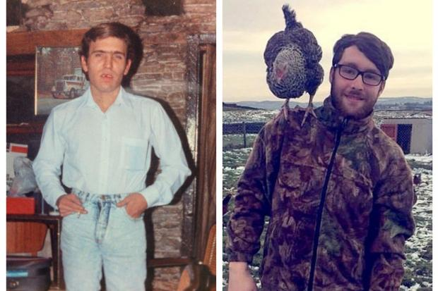 Christopher Gadd, left, and Timothy Higgins (Images: Wales News Service)