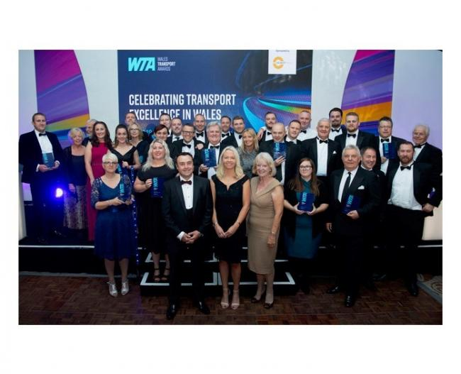 Wales Transport Award winners