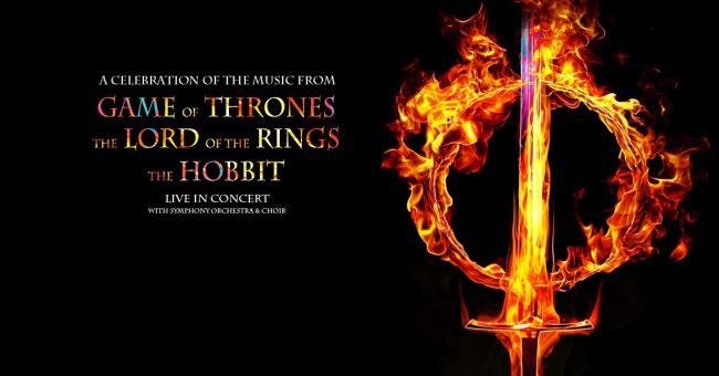 orchestral: Celebrate the music of Game of Thrones, The Lord of the Rings and The Hobbit
