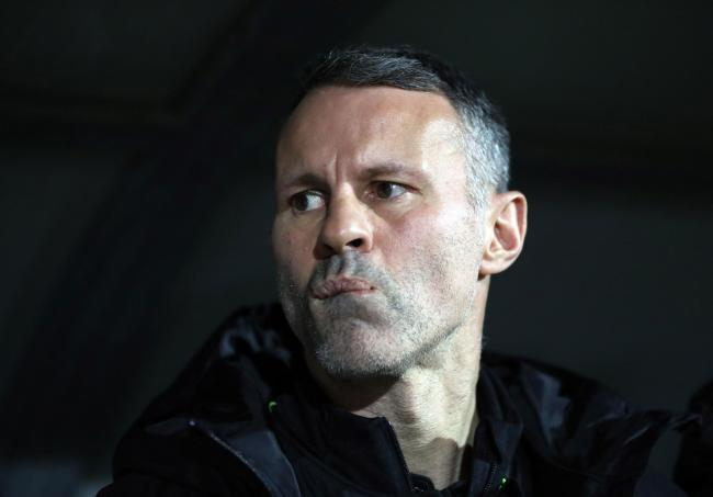 OPPORTUNITY: National manager Ryan Giggs will finally make it to a major tournament if Wales beat Hungary tonight