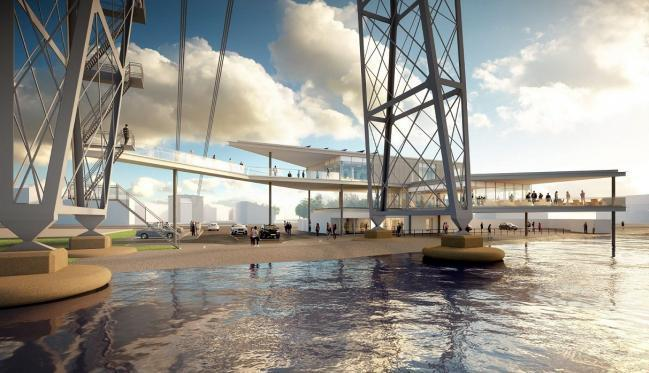 Transforming Newport's Transporter Bridge into a 'world class attraction'