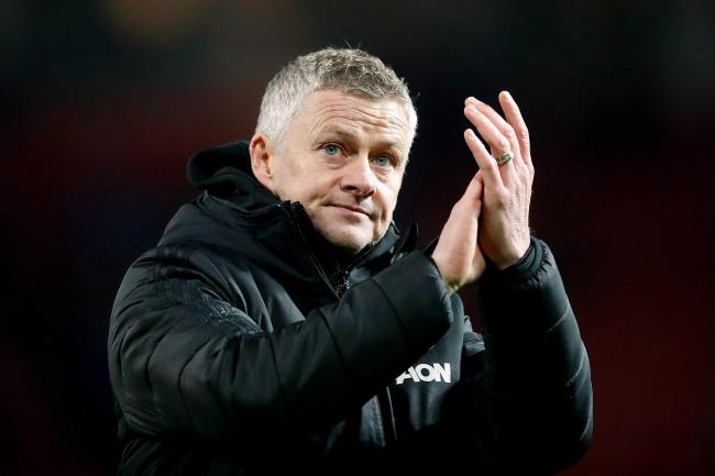 Ole Gunnar Solskjaer is under pressure at Manchester United