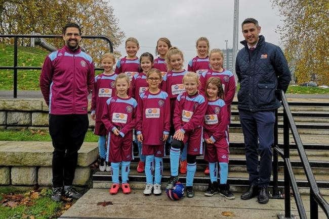 Back Row (left to right) Menna Bartley, Evelyn Bartley, Issy JamesMiddle row: Darcey Garner, Lowri Ives, Skye Payne, Lucy MoretonFront row: Lucy Taylor, Grace White, Mollie Harris, Felicia Perkin
