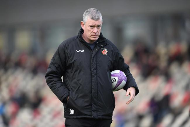 WATCHING, LEARNING: Dragons boss Dean Ryan has steered clear of rapid judgements since arriving at Rodney Parade