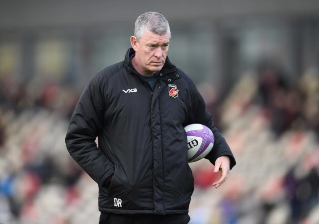 SMART: Dean Ryan says the Dragons have been canny in the transfer market